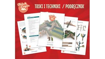 TRICK LOGIC / pobierz podręcznik TRIKI I TECHNIKI układania i budowania.