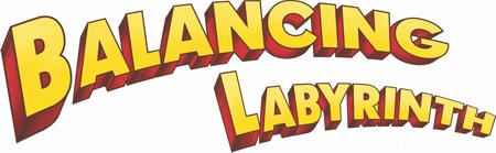 Labirynt Balansacyjny, zabawka logiczno- zręcznościowa